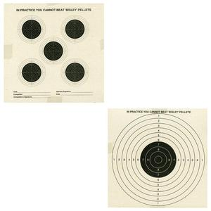 Image of Bisley Double Sided Paper Targets