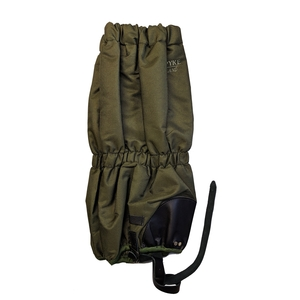 Image of Bisley Jack Pyke Canvas Gaiters - Green