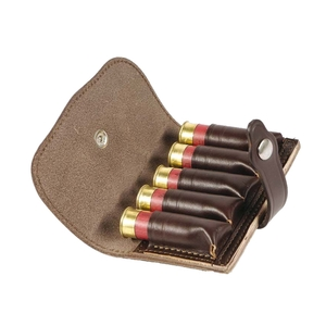 Image of Bisley Leather Choke/Cartridge Wallet