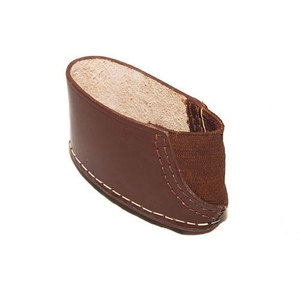 Image of Bisley Leather Slip-On Recoil Pad