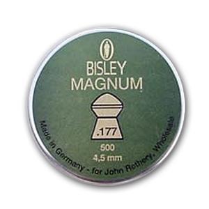 Image of Bisley Magnum .177 Pellets x 500