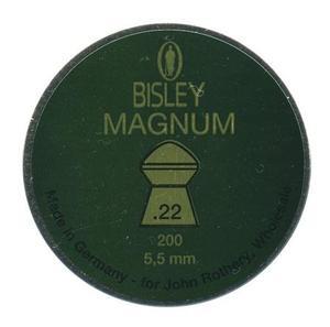 Image of Bisley Magnum .22 Pellets x 200
