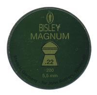 Bisley Magnum .22 Pellets x 200