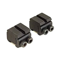Bisley Pair of Adapter Blocks 9.5mm - Weaver/Picatinny Rail