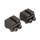 Image of Bisley Pair of Adapter Blocks 9.5mm - Weaver/Picatinny Rail