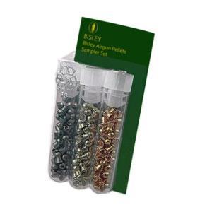 Image of Bisley Pellet Sampler Pack - .177