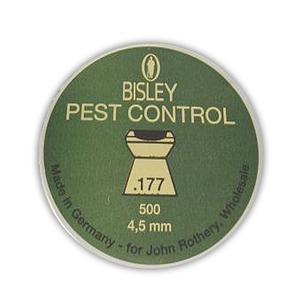 Image of Bisley Pest Control .177 Pellets x 500