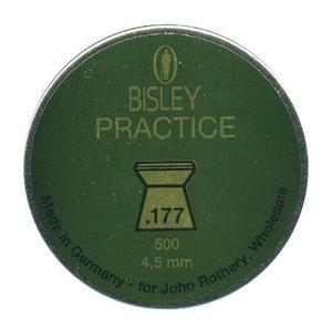Image of Bisley Practice .177 Pellets x 500