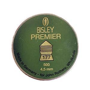 Image of Bisley Premier .177 Pellets x 500