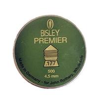 Bisley Premier .177 Pellets x 500