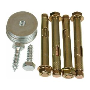Image of Brattonsound Sentinel Fixing Bolts (6 Pack)