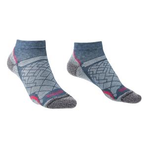 Image of Bridgedale HIKE Ultralight Coolmax Performance Ankle Sock (Women's) - Dark Denim