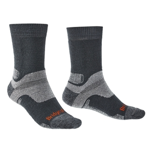 Image of Bridgedale HIKE Midweight Merino Endurance Sock (Men's) - Gunmetal
