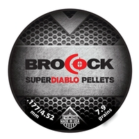 Brocock Super Diablo .177 Pellets x 500