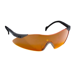 Image of Browning Claybuster Shooting Glasses - Orange