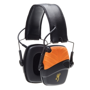 Image of Browning Electronic XP Hearing Protector - Black