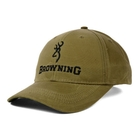 Image of Browning Lite Wax Cap - Khaki