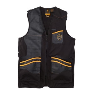 Image of Browning Masters 2 Shooting Vest - Right Handed - Black