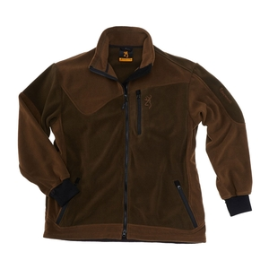 Image of Browning Power Fleece One - Green / Brown