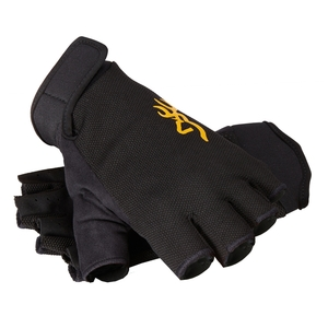 Image of Browning ProShooter Shooting Mittens - Black