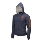 Image of Browning Snapshot Sweatshirt Zip Hoodie - Blue