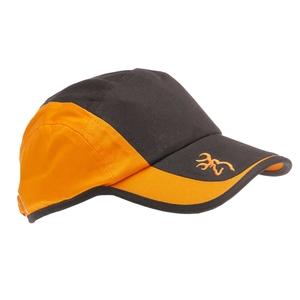 Image of Browning Ultra Cap - Anthracity Grey / Dark Orange