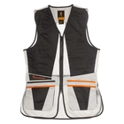 Image of Browning Ultra Shooting Vest - Black/White