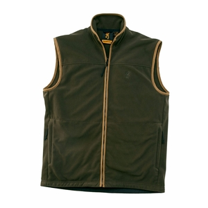 Image of Browning Windsor Fleece Vest - Green
