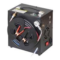 BSA Portable PCP Electric Compressor