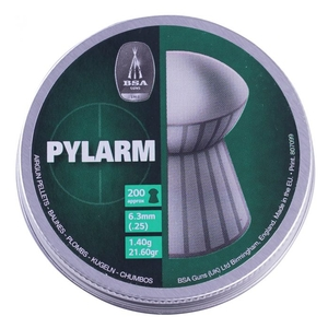 Image of BSA Pylarm .25 Pellets x 200