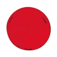 Buffalo River 110mm Red Filter for CREE LED Lamps