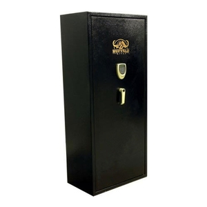 Image of Buffalo River Q5310 LCD Gold Series Gun Safe - 14 Gun - Black