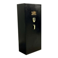 Buffalo River Q5310 LCD Gold Series Gun Safe - 14 Gun