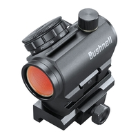 Bushnell AR Trophy TRS-25 Red Dot Sight - 3 MOA - Picatinny Highrise/Lowrise