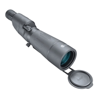 Bushnell Prime 20-60x65 Straight Spotting Scope