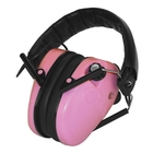 Image of Caldwell E-Max LP Electronic Ear Defenders - Pink