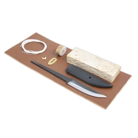 Casstrom Scandinavian Puukko Knife Making Kit