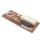 Image of Casstrom Scandinavian Puukko Knife Making Kit