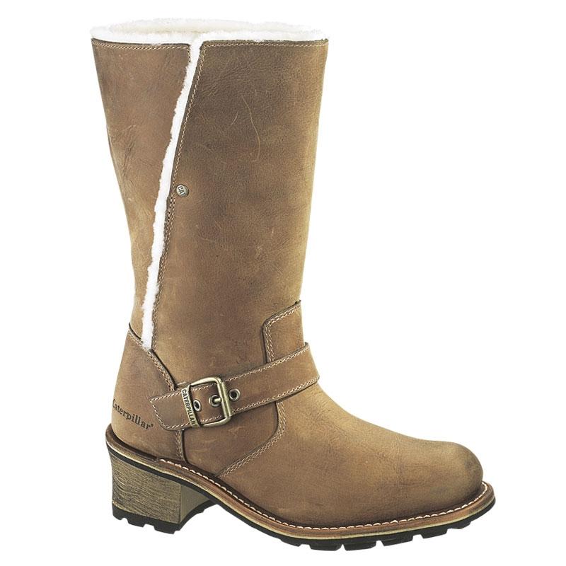CAT Anna Womens Boots - Peanut Big Sky