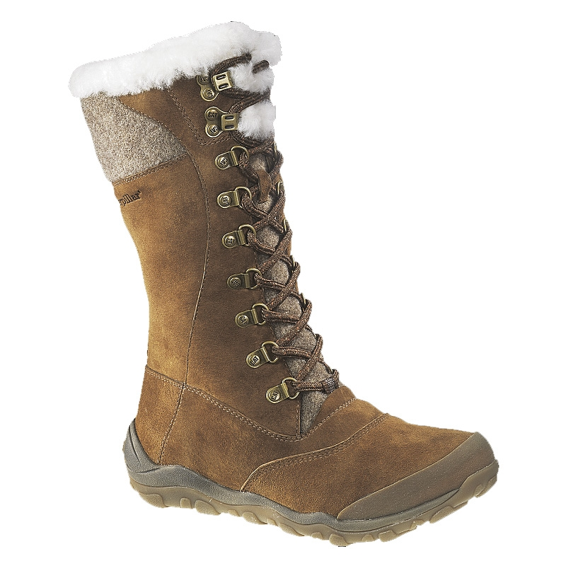 Cat Caribou Womens Casual Boots Cola
