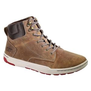 Image of CAT Colfax Mid Casual Boots (Men's) - Dark Beige