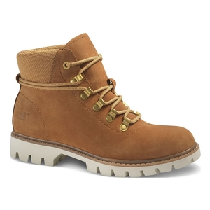 Image of CAT Handshake Casual Boots (Women's) - Sudan Brown