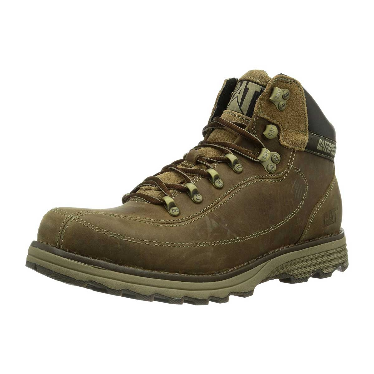 4fc5dd82053 Image of CAT Highbury Mens Walking Boots (Men's) - Desert   Cocoa