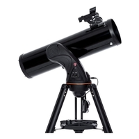 Celestron Astro Fi 130 Wi-Fi Reflector Telescope for Deeper Viewing - Easy to set-up