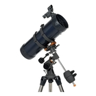 Image of Celestron AstroMaster 114EQ Newtonian Reflector Telescope - Blue