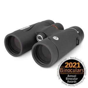 Image of Celestron Trailseeker 8x42 ED Binoculars - Black