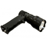 Clulite PLR-400 Rechargeable LED Pistol Light
