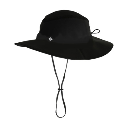 Image of Columbia Coolhead Booney Hat - Black 1d1ea1a74a6
