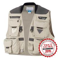 Columbia PFG Henry's Fork Fishing Vest