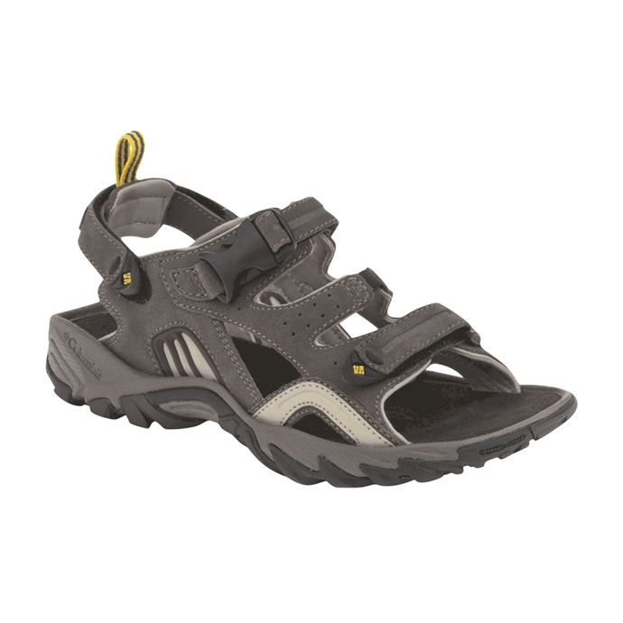 5d5a2427171 Image of Columbia Ridge Venture Sandal (Men s) - Bungee Cord Spectra Yellow